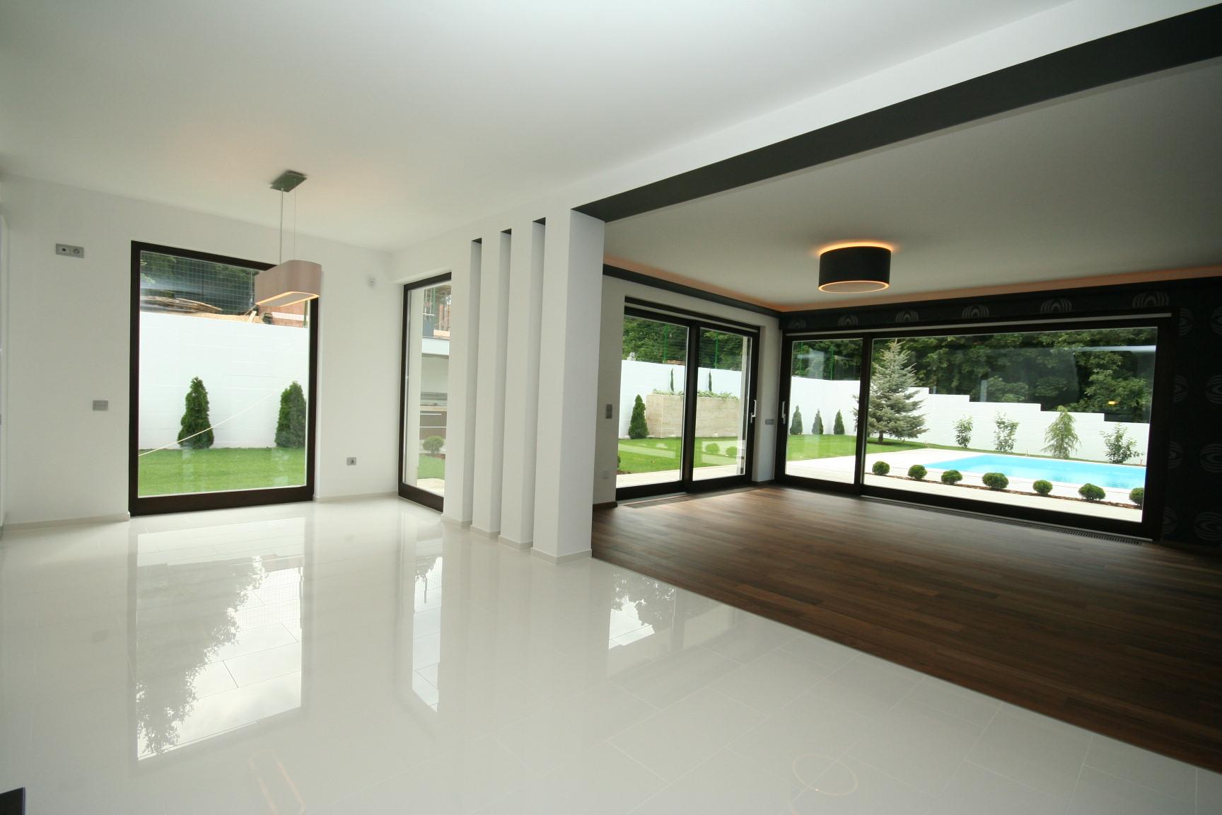 családi ház belsőépítészet